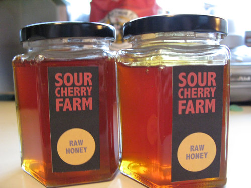 With Our First Jarred Honey, Sour Cherry Farm Debuts a New Label