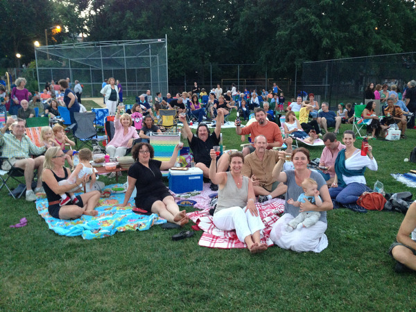 More Concerts in the Park