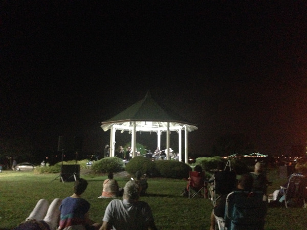 Concert in the Park: Lexi Edition
