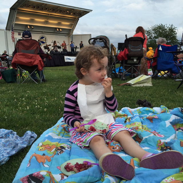 Concert in the Park!