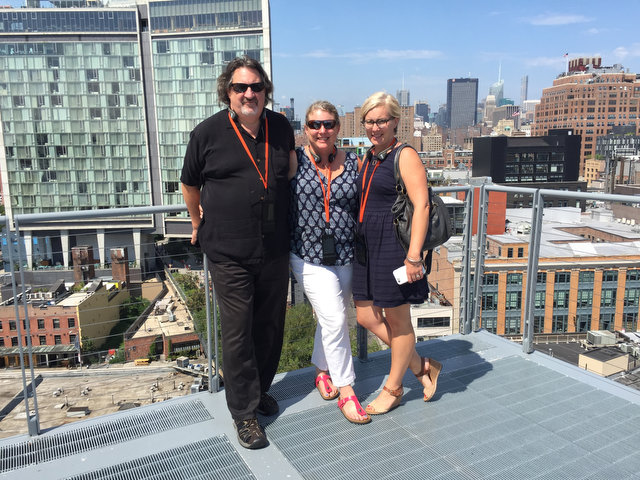 SCF Goes to the Whitney: Big Day of Fun