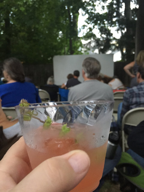 Dinner and a Movie, Downtown-Style