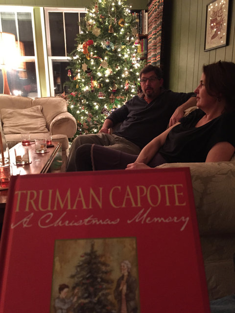 Annual 'A Christmas Memory' Reading